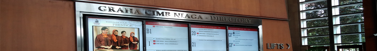 Graha Niaga Features Banner